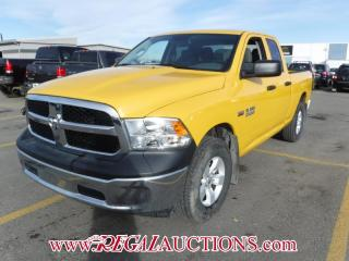Used 2016 RAM 1500 SXT QUAD CAB SWB 4WD 5.7L for sale in Calgary, AB