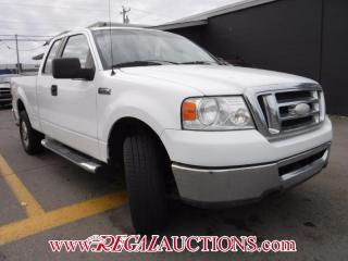 Used 2007 Ford F-150 XLT SUPERCAB 4WD for sale in Calgary, AB