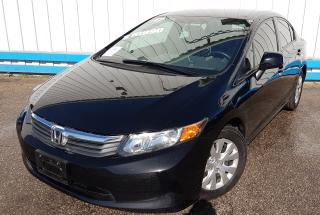 Used 2012 Honda Civic LX *AUTOMATIC* for sale in Kitchener, ON