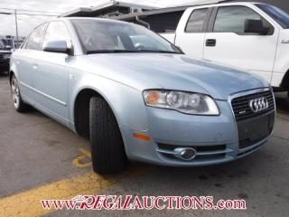 Used 2006 Audi A4  4D SEDAN QTRO 2.0T for sale in Calgary, AB