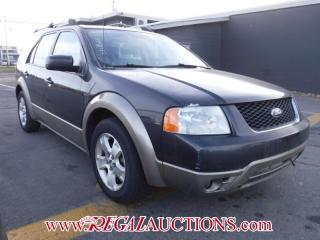 Used 2007 Ford FREESTYLE SEL 4D UTILITY AWD for sale in Calgary, AB