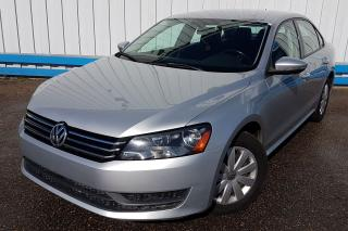 Used 2012 Volkswagen Passat Trendline *BLUETOOTH* for sale in Kitchener, ON