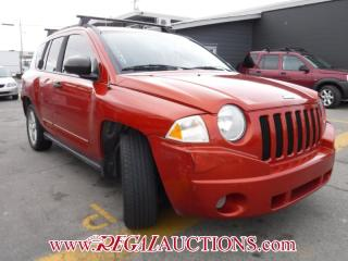 Used 2008 Jeep Compass Sport 4D Utility 4WD for sale in Calgary, AB