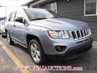Used 2013 Jeep Compass 4D Utility 4WD for sale in Calgary, AB
