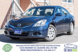 Used 2011 Nissan Altima 2.5 S | SERVICE RECORD for sale in Caledon, ON