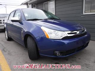 Used 2009 Ford FOCUS SEL 4D SEDAN for sale in Calgary, AB
