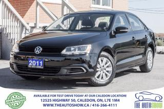 Used 2011 Volkswagen Jetta comfortline | NO ACCIDENT | Heated Seats & Cruise for sale in Caledon, ON