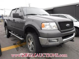 Used 2004 Ford F150  SUPERCREW 4WD for sale in Calgary, AB