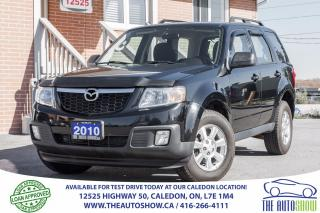 Used 2010 Mazda Tribute GX for sale in Caledon, ON