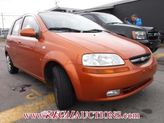 Used 2007 Chevrolet AVEO LT 4D HATCHBACK for sale in Calgary, AB
