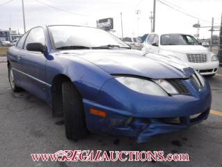 Used 2005 Pontiac SUNFIRE GT 2D COUPE for sale in Calgary, AB