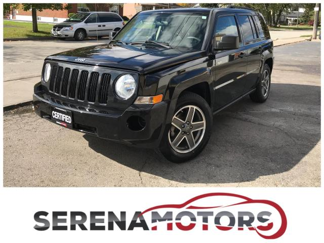 2009 Jeep Patriot NORTH EDITION | ONE OWNER | NO ACCIDENTS