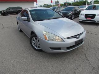Used 2003 Honda Accord EX V6 AT   APPLY & GET APPROVED TODAY for sale in London, ON