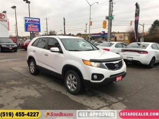 Used 2012 Kia Sorento LX | CAR LOANS FOR ALL CREDIT for sale in London, ON
