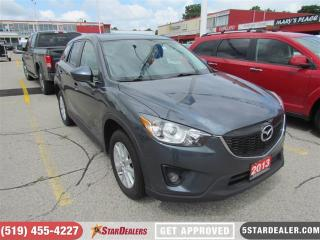 Used 2013 Mazda CX-5 Touring | AWD | ROOF | HEATED SEATS for sale in London, ON