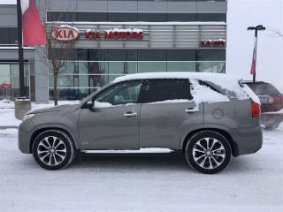 Used 2015 Kia Sorento SX WOW!! EVERYTHING YOU NEED AND MORE for sale in Barrie, ON