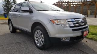 Used 2010 Ford Edge SEL AWD for sale in West Kelowna, BC