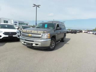Used 2013 Chevrolet Silverado 1500 WT 5.3L V8 for sale in Midland, ON