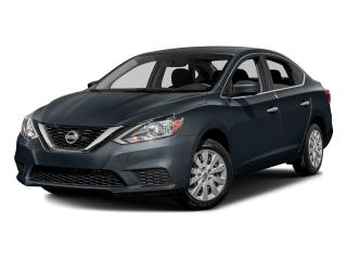 New 2017 Nissan Sentra 1.8 SV CVT for sale in Mississauga, ON