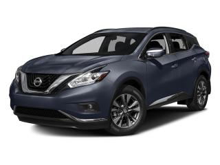 New 2017 Nissan Murano Platinum AWD CVT (2) for sale in Mississauga, ON