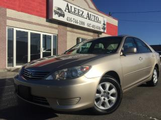 Used 2006 Toyota Camry LE V6 for sale in North York, ON