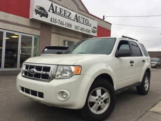 Used 2012 Ford Escape XLT 4WD for sale in North York, ON