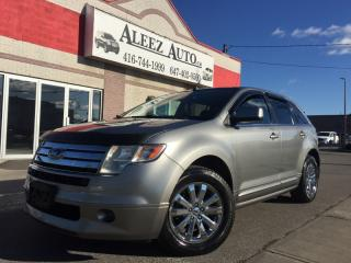 Used 2008 Ford Edge Limited AWD for sale in North York, ON