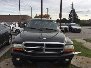 Used 2003 Dodge Durango SOLD AS IS for sale in North York, ON