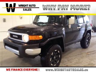 Used 2010 Toyota FJ Cruiser LOW MILEAGE 4WD 95,076 KMS for sale in Cambridge, ON