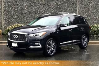 Used 2016 Infiniti QX60 Premium, Nav, Moon Roof, Backu for sale in Winnipeg, MB