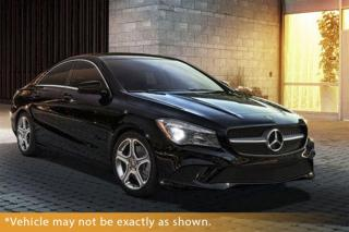 Used 2014 Mercedes-Benz CLA-Class CLA250, 4MATIC, One Owner, Pan for sale in Winnipeg, MB