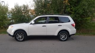Used 2011 Subaru Forester X Convenience P.group 4WD,CERTIFIED  $11475 for sale in Scarborough, ON