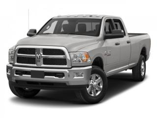 New 2017 Dodge Ram 3500 Longhorn for sale in Bolton, ON