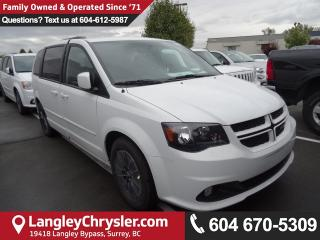 New 2017 Dodge Grand Caravan GT DVD Entertainment, Navigation for sale in Surrey, BC