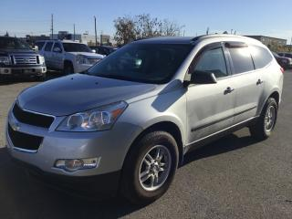 Used 2011 Chevrolet Traverse 1LS 3 MONTHS OF SIRIUSXM FREE* for sale in Bolton, ON