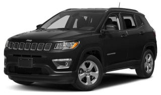 New 2018 Jeep Compass Trailhawk for sale in Abbotsford, BC
