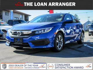 Used 2017 Honda Civic for sale in Barrie, ON
