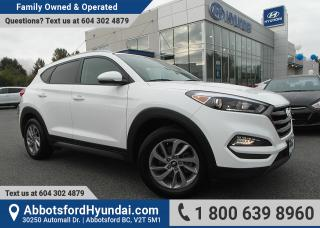 Used 2016 Hyundai Tucson Premium BC OWNED & GREAT CONDITION for sale in Abbotsford, BC