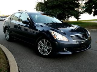 Used 2010 Infiniti G37 Sedan Anniversary Edition for sale in Concord, ON