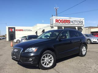 Used 2012 Audi Q5 2.0T QTRO - NAVI - PANO ROOF - REVERSE CAM for sale in Oakville, ON