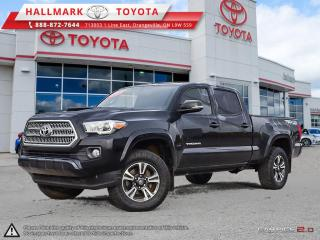 Used 2016 Toyota Tacoma 4x4 Double Cab V6 SR5 6A for sale in Mono, ON