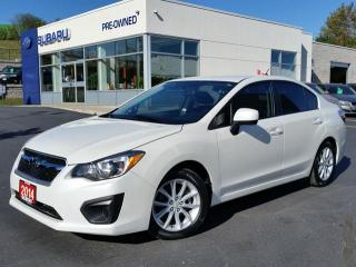 Used 2014 Subaru Impreza 2.0i w/Touring Pkg for sale in Kitchener, ON