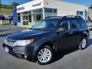 Used 2011 Subaru Forester TOURING for sale in Kitchener, ON