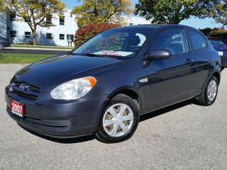 Used 2007 Hyundai Accent GS 5spd for sale in Cambridge, ON
