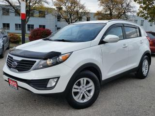 Used 2012 Kia Sportage LX FWD for sale in Cambridge, ON