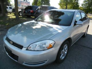 Used 2007 Chevrolet Impala LS for sale in Ajax, ON