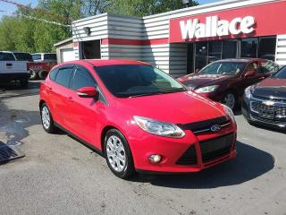 Used 2012 Ford Focus SE Hatchback Automatic for sale in Ottawa, ON