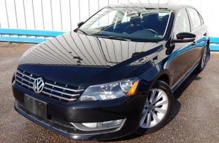 Used 2013 Volkswagen Passat Highline *NAVIGATION* for sale in Kitchener, ON