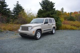 Used 2010 Jeep Liberty Sport for sale in Conception Bay South, NL