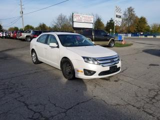 Used 2010 Ford Fusion SE for sale in Komoka, ON